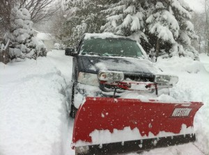 All of your snow and ice removal needs.